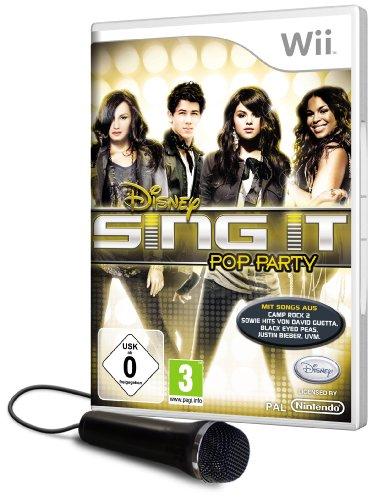 Disney Sing it: Pop Party [import allemand]