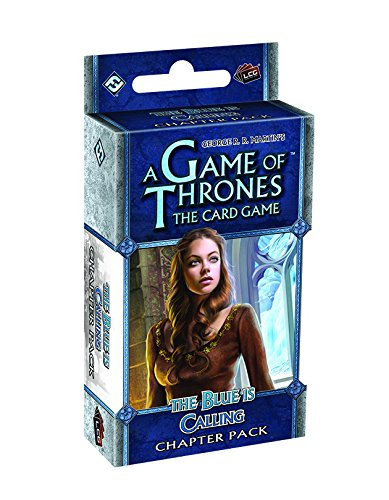 Fantasy Flight Games Game of Thrones Lcg - The Blue is Calling Chapter Pack