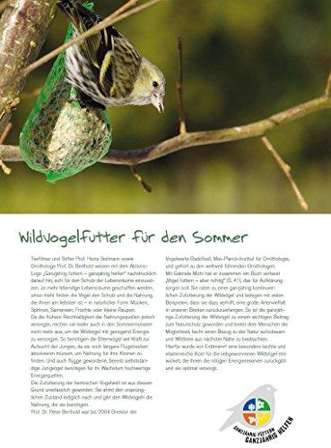Erdtmanns Sommer-Streufutter im Eimer, 1er Pack (1 x 5 kg) - 8