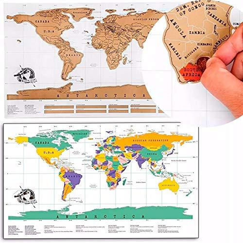 mapa scratch fabricante Little Amigo Food Products
