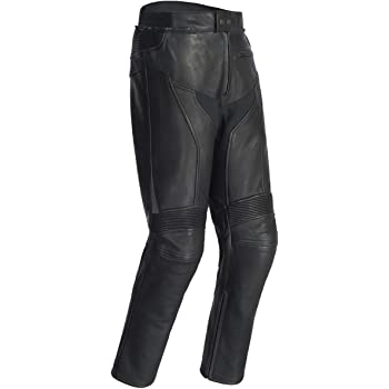 TourMaster Element Cooling Mens Leather Motorcycle Pants 8724-0105-06 Black, Large
