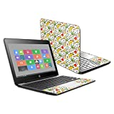 """Set the trend: Show off your unique style with MightySkins for your HP Chromebook 11 G5 11. 6""""! Don't like the munchies skin? We have hundreds of designs to choose from, so your Chromebook 11 G5 11. 6"""" Will be as unique as you are! Durable PROTECTION..."""