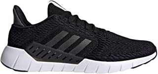 adidas Women's Asweego CC Running Shoes Core Black/White/Aero Pink