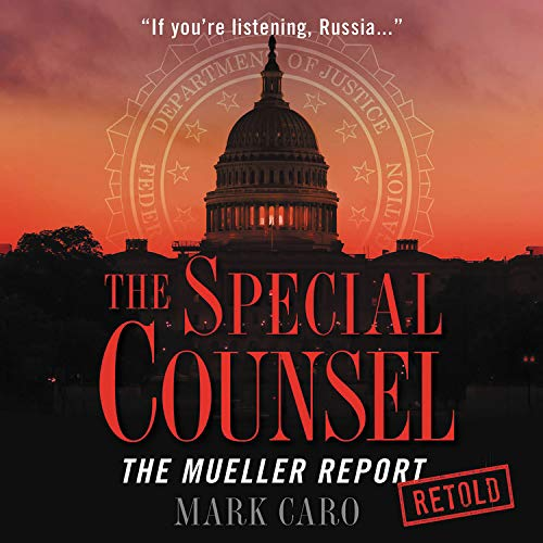 The Special Counsel Audiobook By Mark Caro cover art