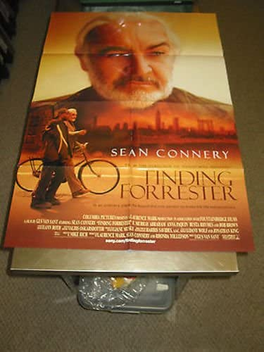 FINDING shopping FORRESTER U.S. ONE SHEET MOVIE GUS Free shipping anywhere in the nation SEAN POSTER CONNERY