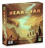 dV Giochi- Near Far-Gioco da Tavolo di Esplorazione ed Avventura dall'Autore Above And Bel...