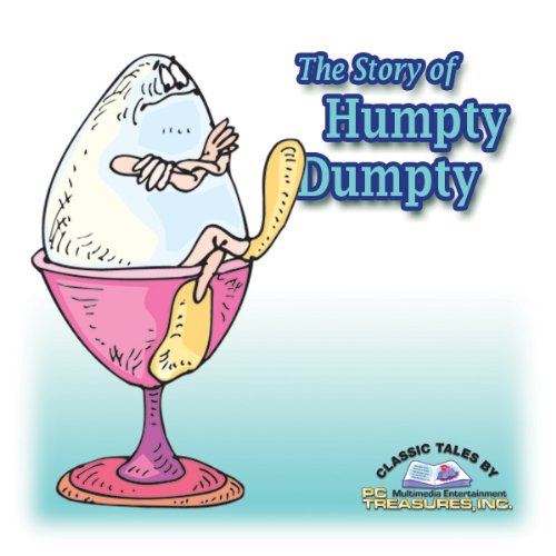 The Story of Humpty Dumpty audiobook cover art