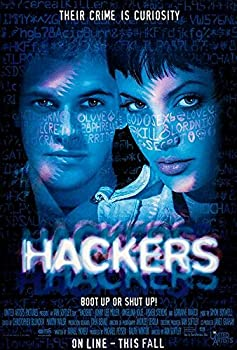 Hackers - 1995 - Movie Poster