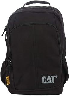 Caterpillar Square Backpack (Black)