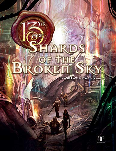 13TH AGE - SHARDS OF THE BROKE