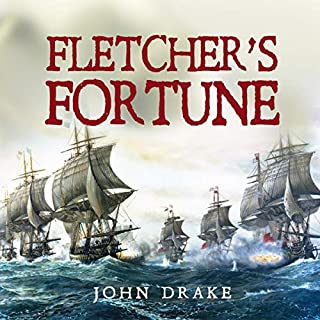 Fletcher's Fortune audiobook cover art