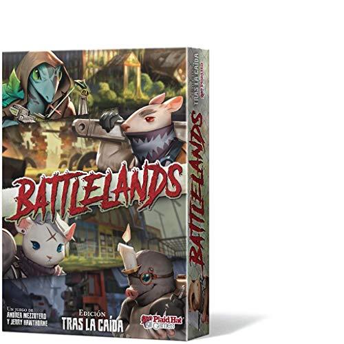Asmodée- Battlelands: Tra
