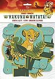 Unbekannt The Lion King Birthday Party Banner