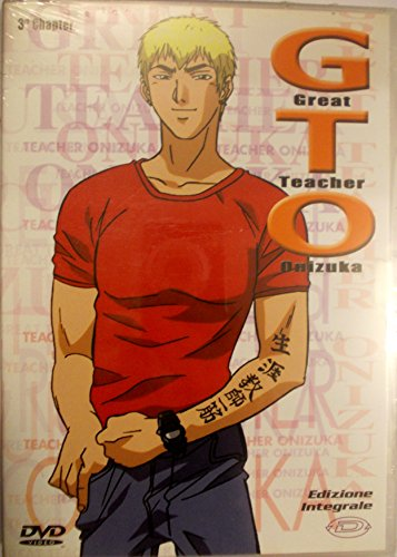 G.T.O. - Great teacher OnizukaVolume03