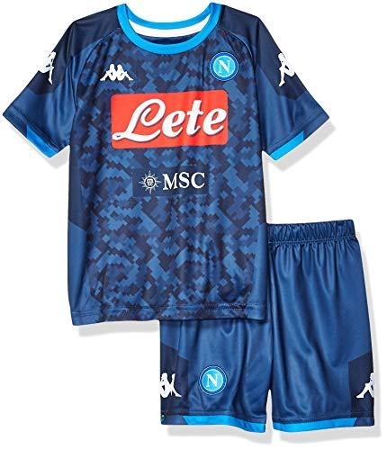 SSC Napoli Kit de segunda equipación de portero para niños temporada 2019/2020