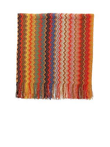 Missoni Sciarpa con motivo chevron multicolore