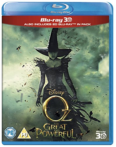 Oz The Great and Powerful [Reino Unido] [Blu-ray]