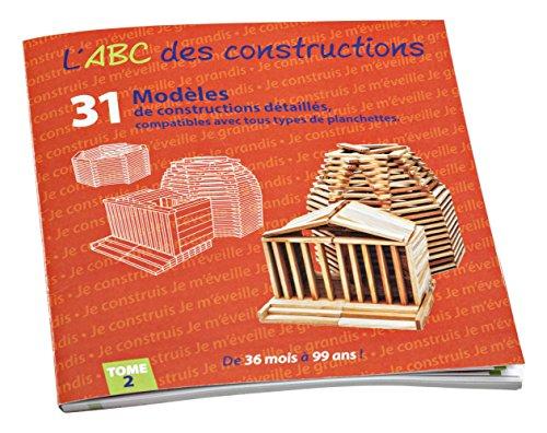 Jouecabois - ABC2 - Livre ABC des Constructions Tome 2
