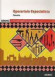 Temario Operaria/o Especialista Ayuntamiento de Zaragoza