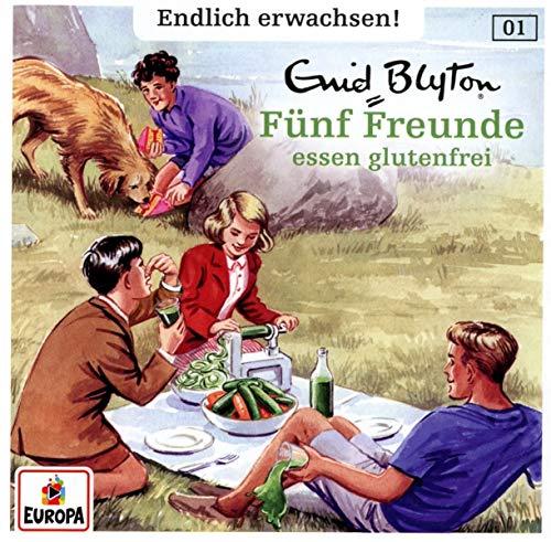 001/Fünf Freunde essen glutenfrei