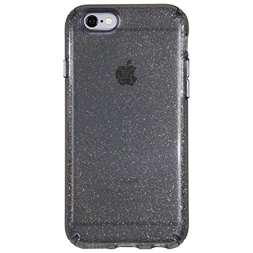 Speck CandyShell–Carcasa rígida para iPhone 6 Plus/6s Plus 14cm (5,5pulgadas) transparente/brillante Onyx Oro