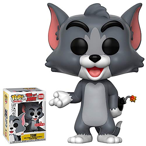 Funko POP! Animation Tom and Jerry / Tom with Explosives (Target) Exclusive Vinyl Figure # 409
