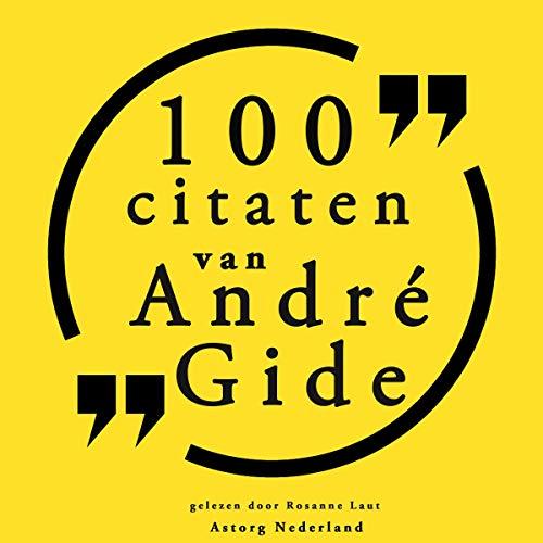 100 citaten van André Gide Titelbild