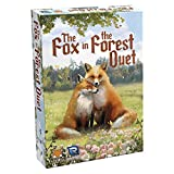 Renegade Game Studios Fox in the Forest Duet Card Game for 2 Players Aged 10 & Up