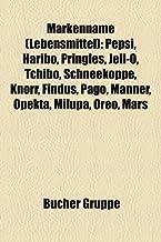 Markenname (Lebensmittel): Haribo, Pringles, Tchibo, Jell-O, Tahitian Noni, Schneekoppe, Knorr, Findus, Maggi, Manner, Dan...