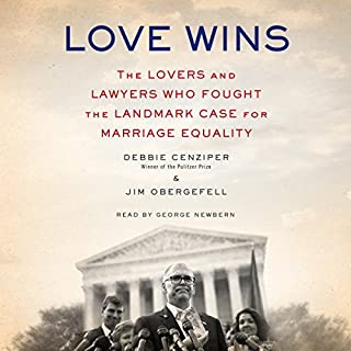 Love Wins audiobook cover art
