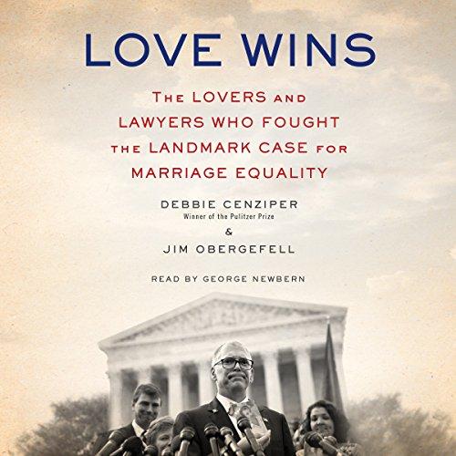 Love Wins audiobook cover art