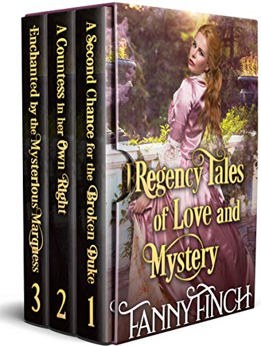Regency Tales of Love and Mystery: A Clean & Sweet Regency Historical Romance Collection by [Fanny Finch, Starfall Publications]