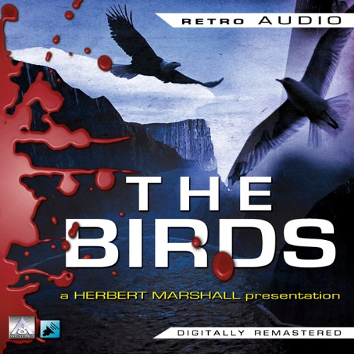 The Birds audiobook cover art