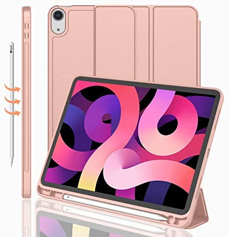 iMieet Case for New iPad Air 4th Generation 10 9 Inch 2020 with Pencil Holder Support Touch product image