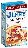 Jiffy PIZZA CRUST Mix 6.5oz (2 pack)