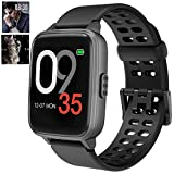 Jogfit Nuoto Smartwatch Orologio Fitness Tracker Donna Uomo, Smart Watch Impermeabile IP68...