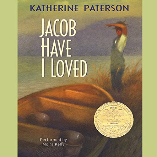 Jacob Have I Loved audiobook cover art