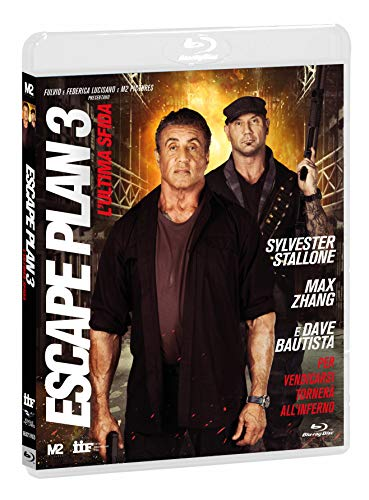 Escape Plan 3 - L'Ultima Sfida Combo (Bd+Dv)