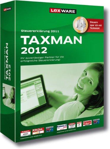 Taxman 2012 (Version 18.00) (für Steuerjahr 2011)