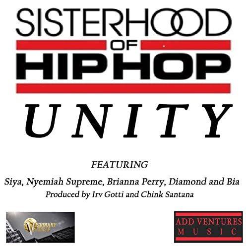 Sisterhood of Hip Hop feat. Siya, Nyemiah Supreme, Brianna Perry, Diamond & BIA