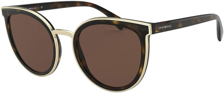 Emporio Armani EA 4135 DARK HAVANA BROWN women Sunglasses