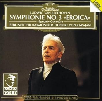 ベートーヴェン:交響曲第3番《英雄》、他