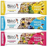 9-Bars Blake's Seed Based Variety Pack Seed and Fruit Bars