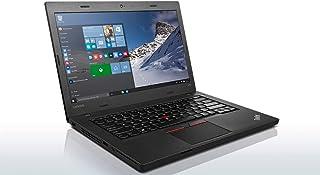 (Renewed) Lenovo ThinkPad L460 14inch Laptop (Core i5 6th Gen/8 GB (Upgradable to 16)/240 GB SSD/Windows 10/MS Office Pro ...