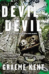 Books Set Around The World: Solomon Islands - Devil-Devil by Graeme Kent. For more books that inspire travel visit www.taleway.com. reading challenge 2020, world reading challenge, world books, books around the world, travel inspiration, world travel, novels set around the world, world novels, books and travel, travel reads, travel books, reading list, books to read, books set in different countries, reading challenge ideas