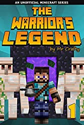 The Cover of Warrior Legend