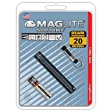 Mag-Lite K3A016 Linterna, Unisex, Negro, 1 cm