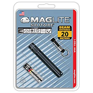 Mag-Lite K3A016 Linterna, Unisex, Negro, 1 cm (B00002N9ET) | Amazon price tracker / tracking, Amazon price history charts, Amazon price watches, Amazon price drop alerts