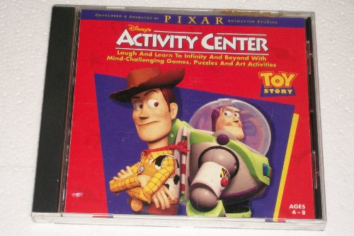 Disney's Activity Center - Toy Story