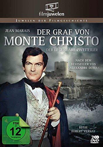 Der Graf von Monte Christo (1954) - Filmjuwelen [2 DVDs]